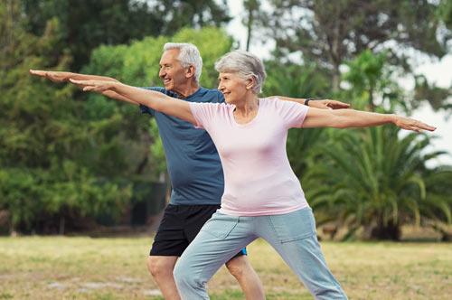 Maintenir une activité physique régulière