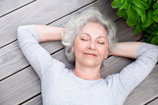 Meilleur sommeil pour les seniors