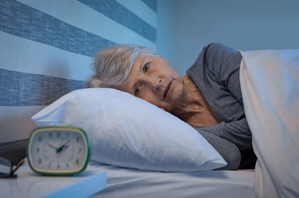 Senior comment améliorer le sommeil